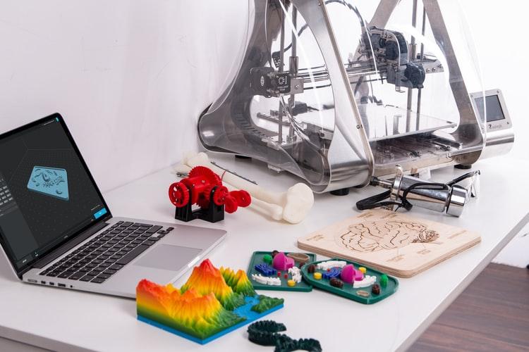 start a 3d printing business